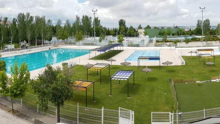 Las piscinas de Arganda abrirán a partir del próximo 1 de junio