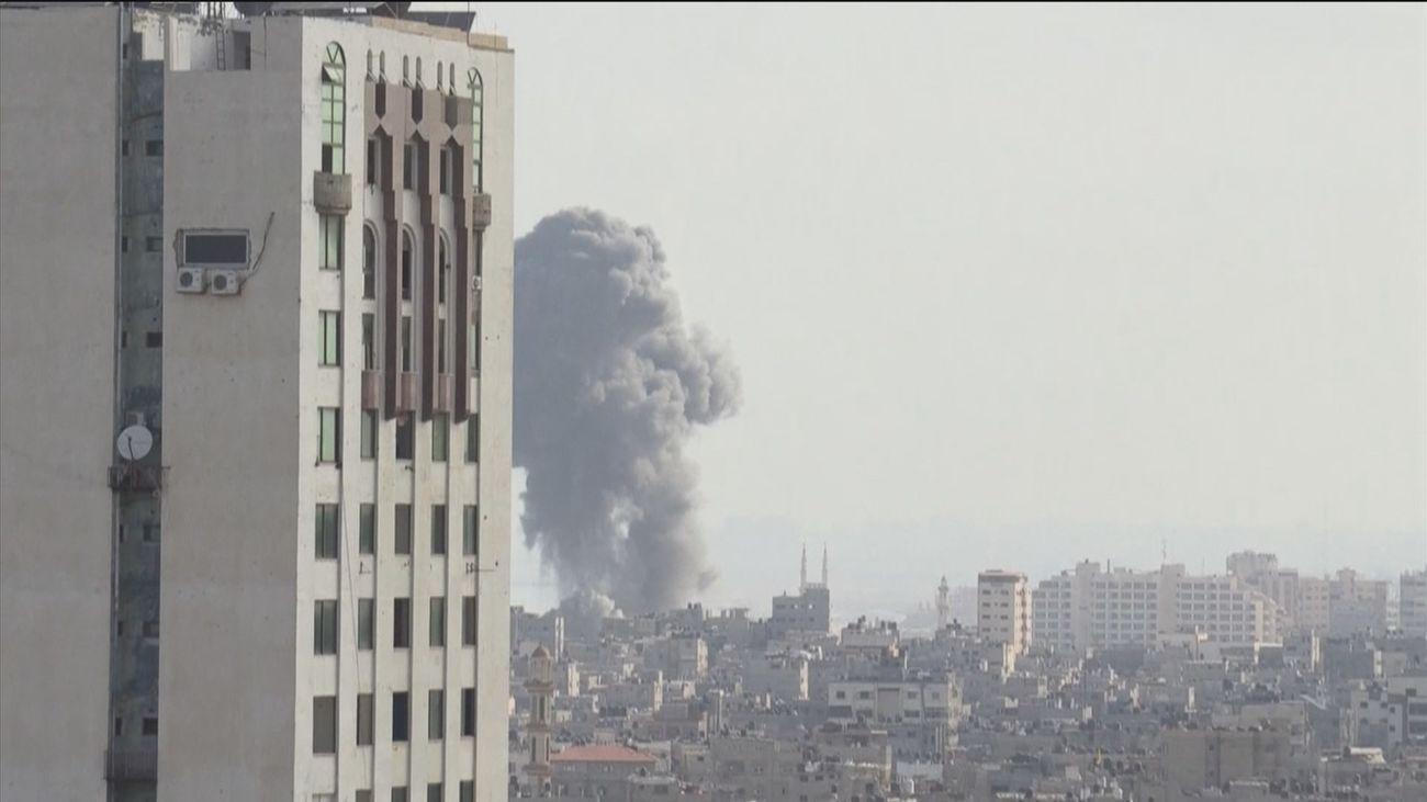El Gobierno israelí acepta un alto el fuego con Hamás para Gaza