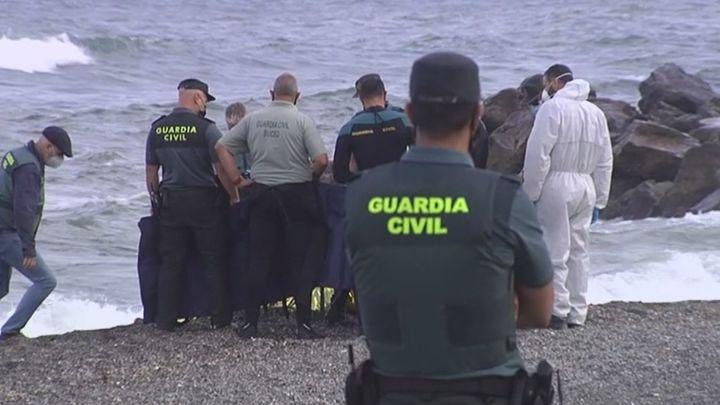 Una segunda persona ahogada es localizada por la Guardia Civil  frente a la costa de Ceuta