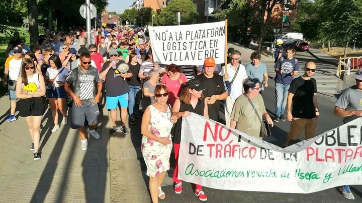 La Plataforma Logística de Villaverde, al Defensor del Pueblo