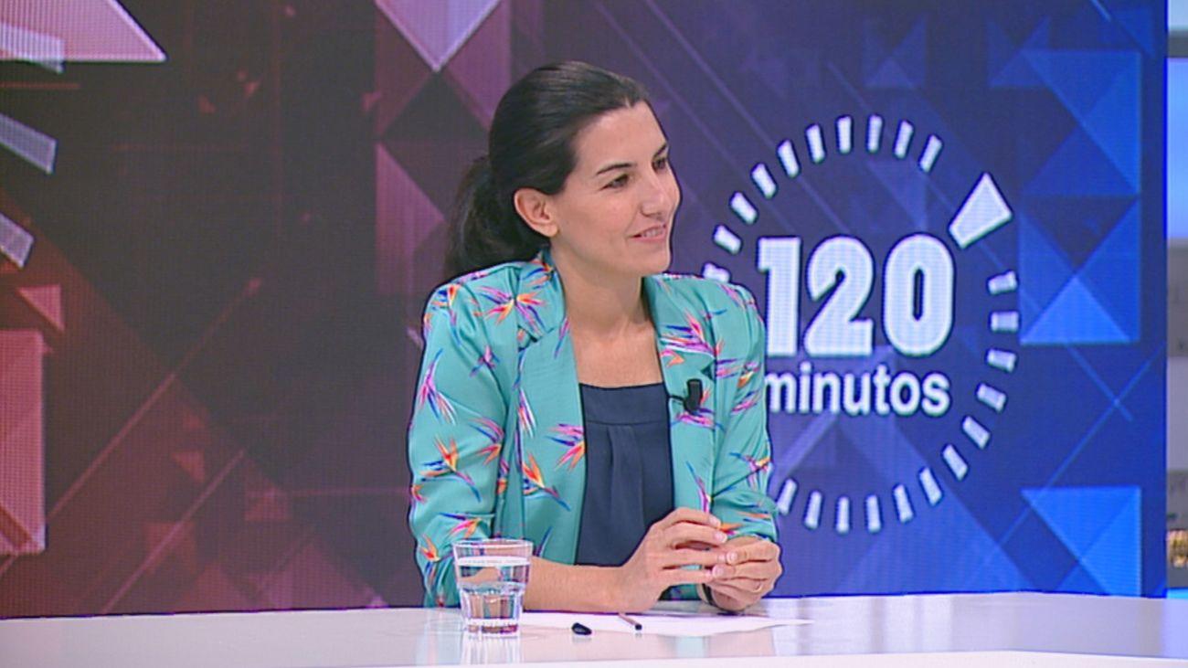 """Monasterio, en Telemadrid: """"Hay que repatriar a todos los inmigrantes ilegales, también a los menores"""""""
