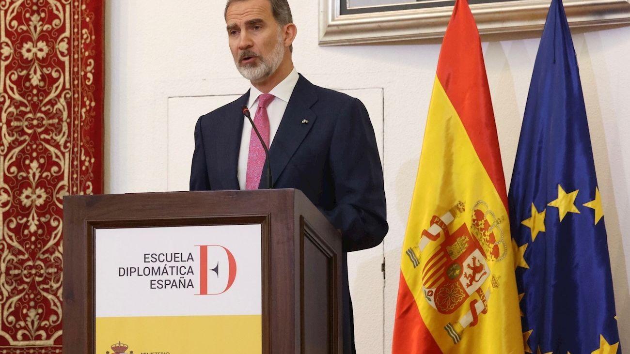 """Felipe VI: """"España es Europa y es indisociable de nuestra identidad"""""""