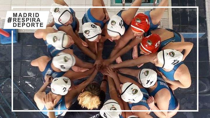 Concepción Ciudad Lineal pierde la ida de la promoción a División de Honor de waterpolo femenino