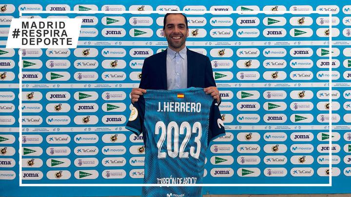 Jesús Herrero renueva dos temporadas, todo un referente del Movistar Inter