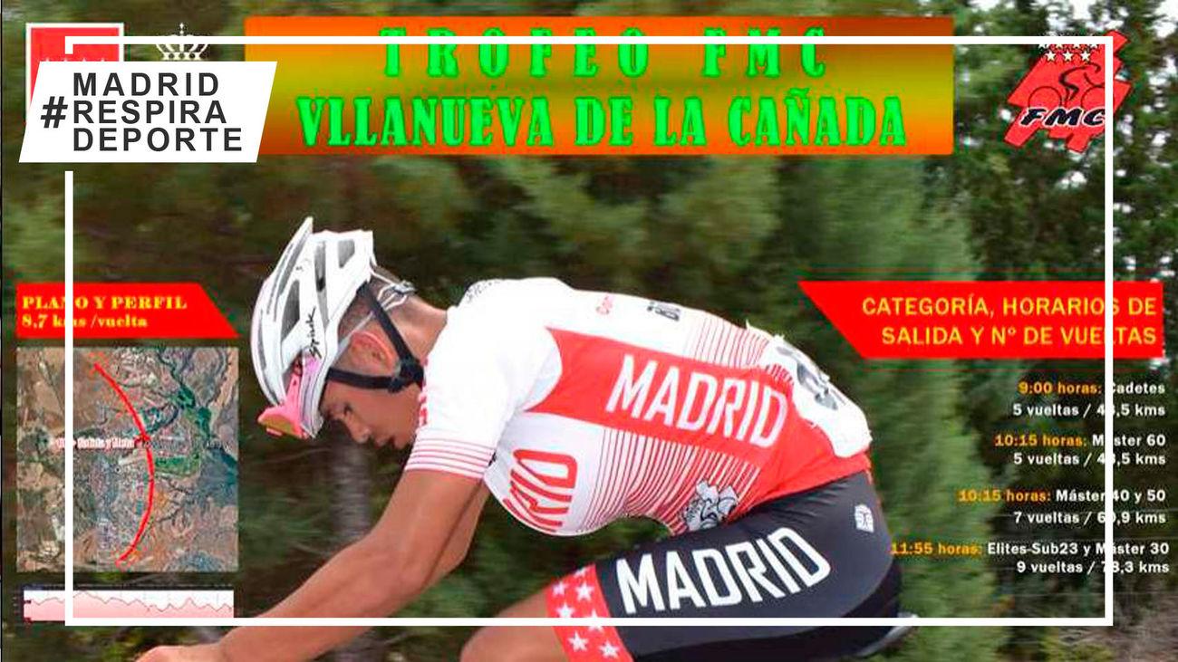 El 29 de mayo, primer Trofeo FMC en Villanueva de la Cañada