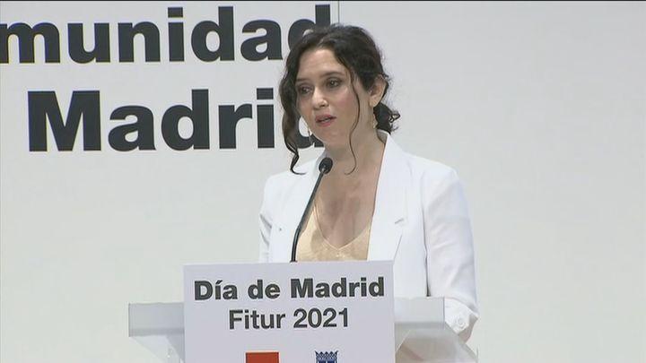Ayuso concederá a Vox un puesto en la Mesa de la Asamblea de Madrid