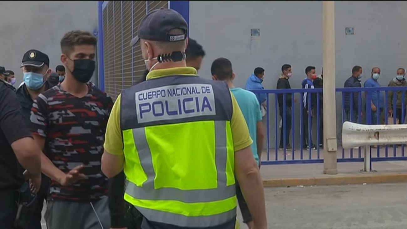 6.000 inmigrantes de los que entraron en Ceuta han vuelto ya a Marruecos