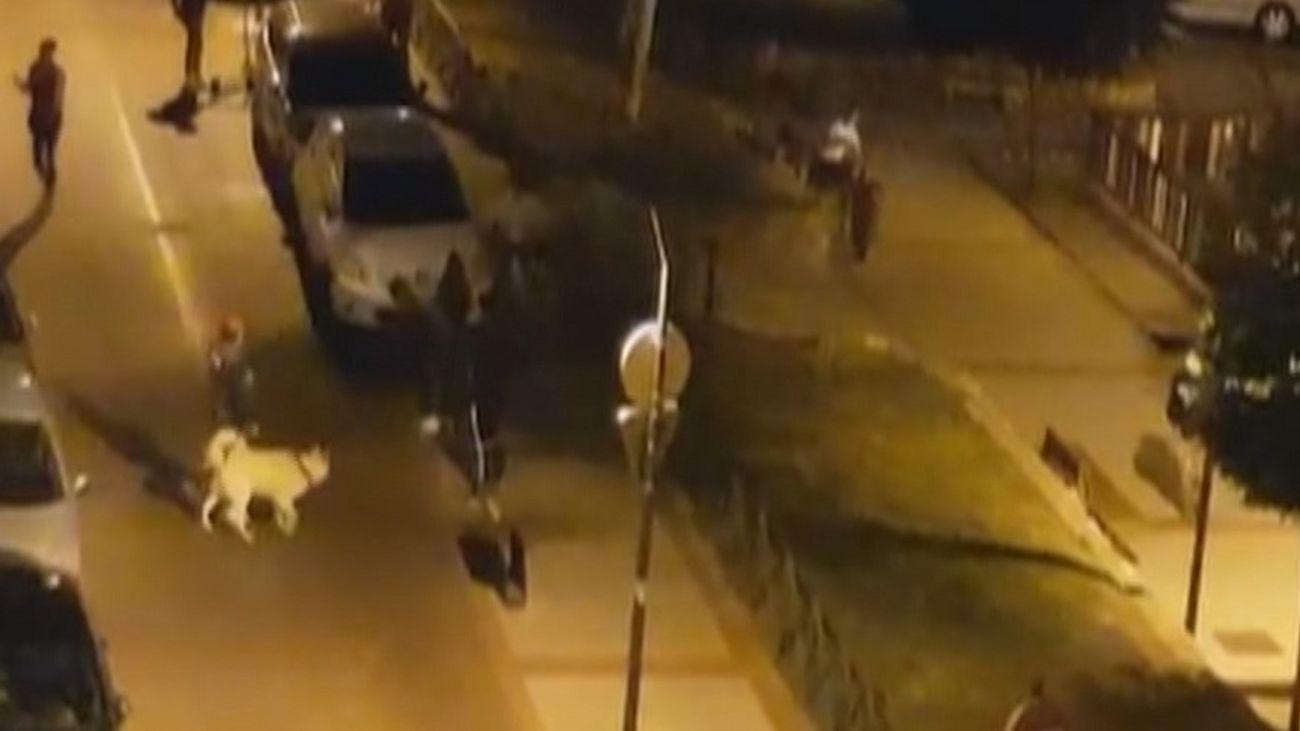 Un joven herido al ser apuñalado en una reyerta en Alcorcón