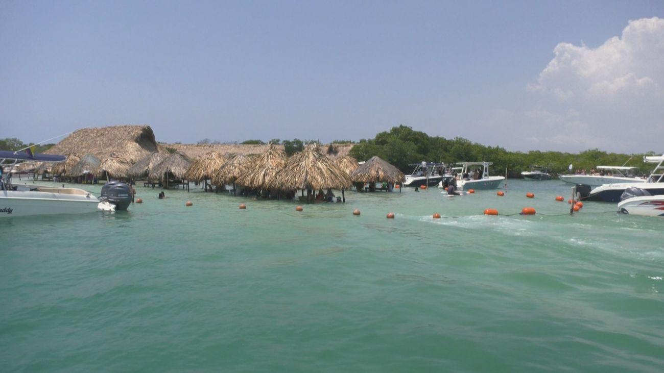 Si quieres vivir la esencia del Caribe, el archipiélago del Rosario es tu sitio
