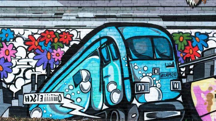 """""""Aprende a crear"""", formación en arte urbanos para jóvenes de Madrid del 14 al 18 de junio"""