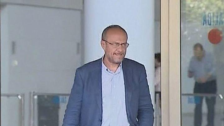 La juez del 'caso Taula' abre juicio oral contra Alfonso Rus y otros 25 encausados