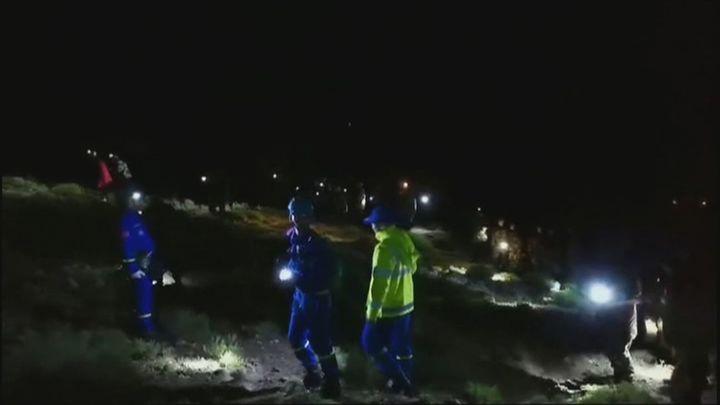 Mueren por el frío 21 corredores durante una carrera de montaña en China