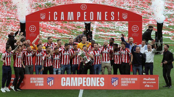 Especial - Atlético de Madrid, campeón de la Liga 20/21