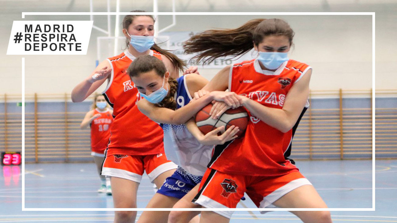 Basket femenino
