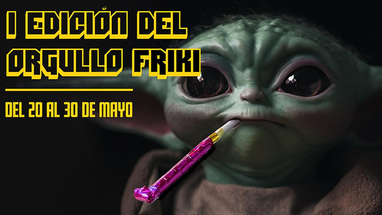 I Edición del Orgullo Friki de X Madrid de Alcorcón