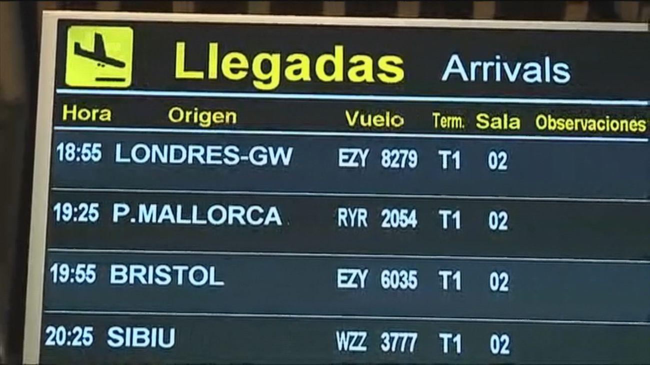 """Británicos y japoneses pueden entrar ya en España """"sin restricciones ni requisitos sanitarios"""""""