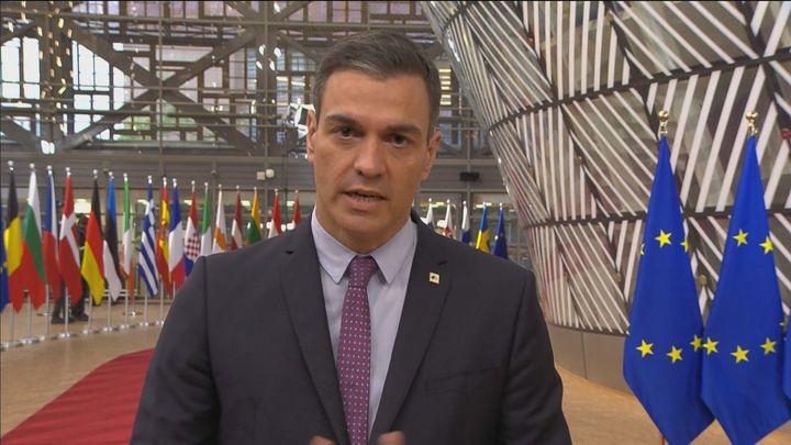 """Sánchez pide a Marruecos""""confianza y respeto"""" a las fronteras de Ceuta y Melilla"""