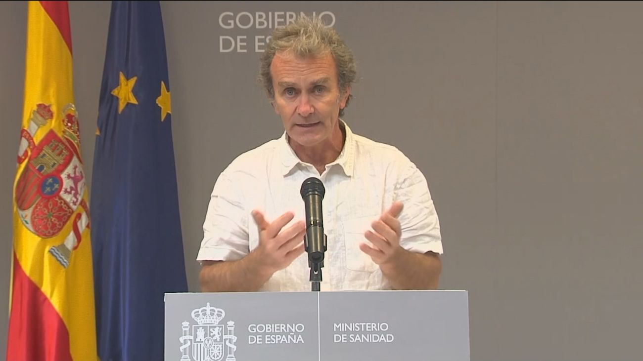 """Simón pide """"rebajar el tono de euforia"""" con la apertura al turismo"""