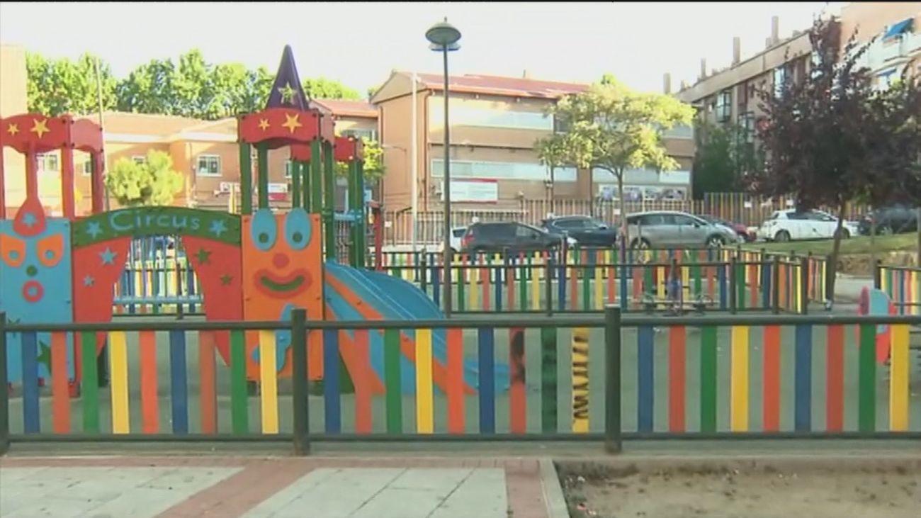 La Plaza de las Escuelas, foco de inseguridad y delincuencia en pleno centro de Alcorcón