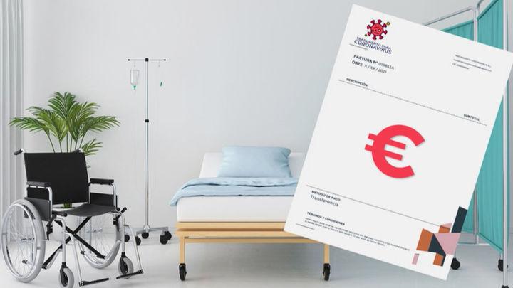 ¿Cuánto cuesta el ingreso de un paciente con Covid-19?