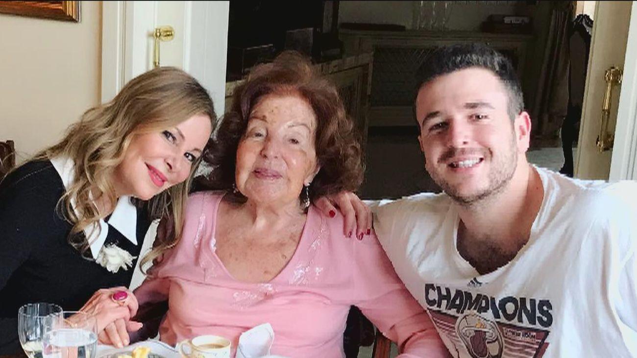 Nuevo revés para Ana Obregón, fallece su madre Ana