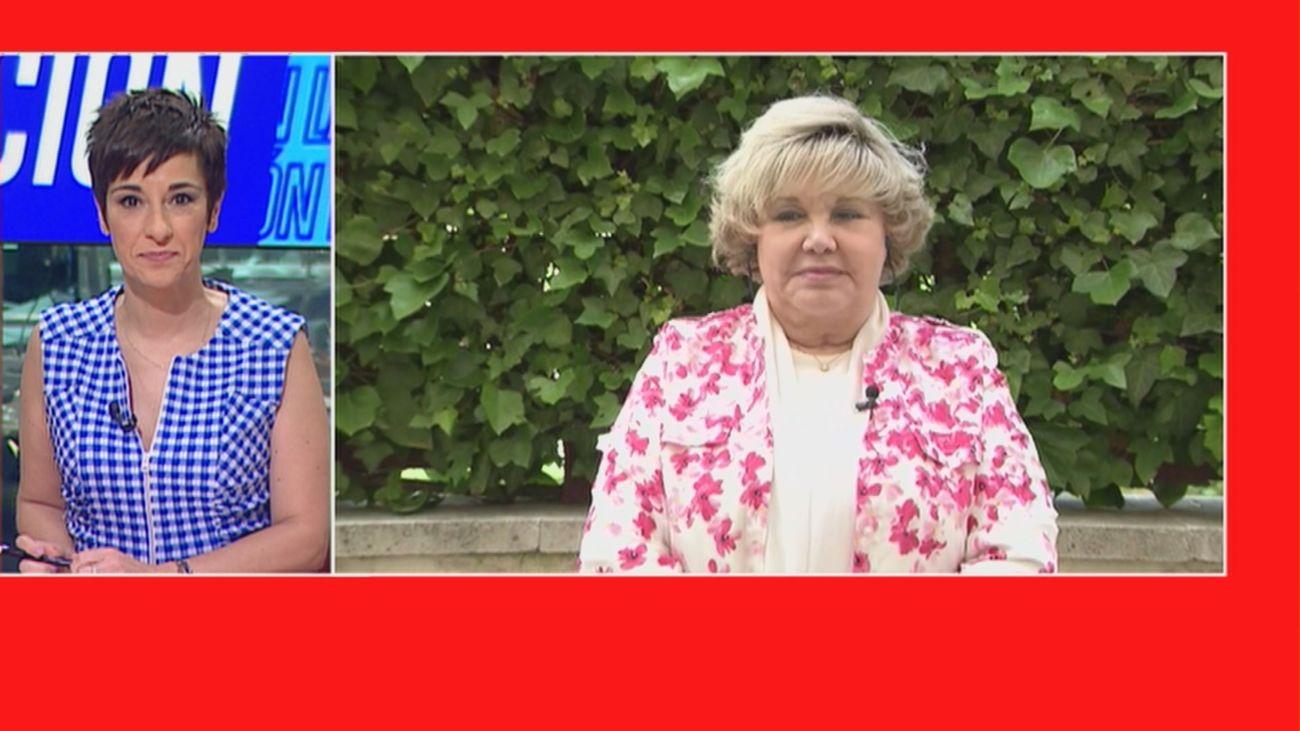 """Karina critica la puesta en escena de Eurovisión: """"Esto es un trabajo y no una broma"""""""
