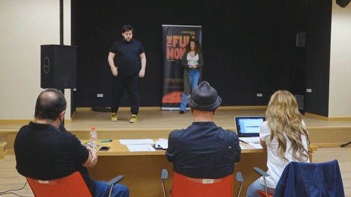 Comienza el casting de 'The Full Monty' en Madrid