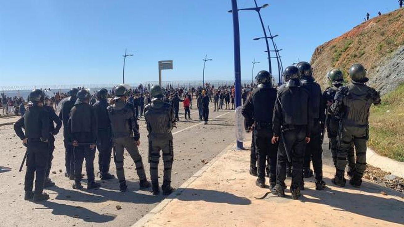 Cerca de 7.500 personas ya han regresado a Marruecos tras la crisis migratoria en Ceuta y Melilla