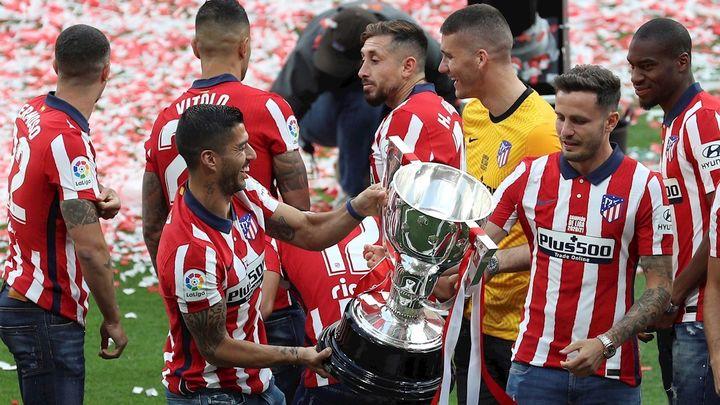Dos Atléticos, un campeón