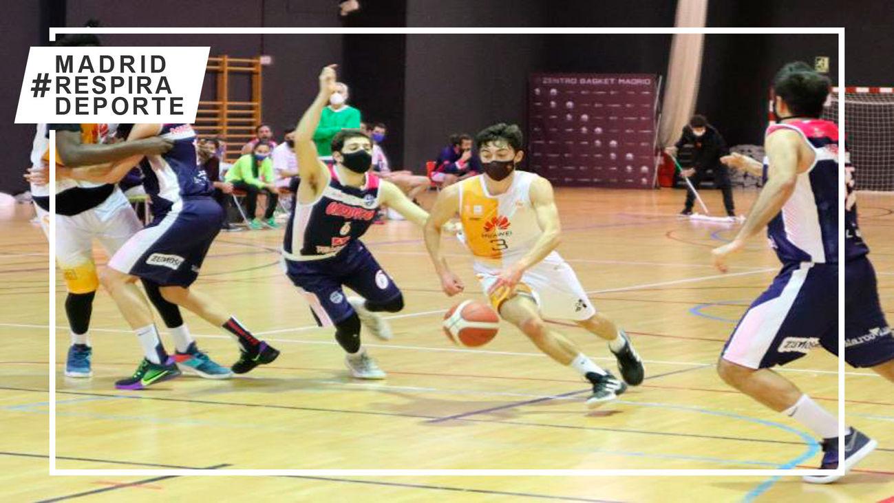 Baloncesto madrileño