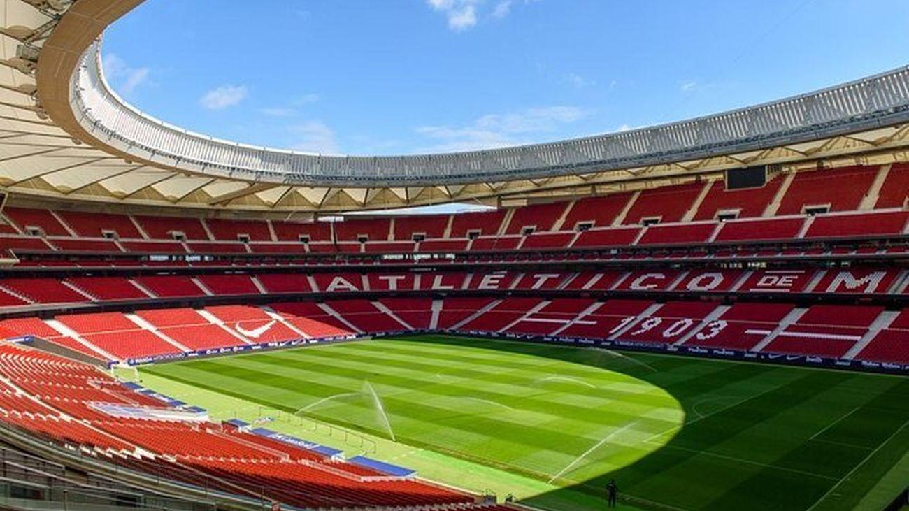 Más de 22.000 personas podrán asistir al España-Portugal en el Wanda