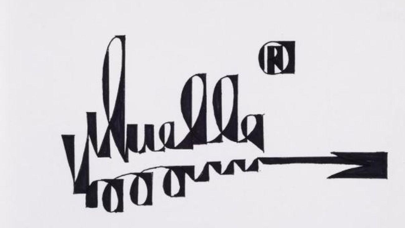 Un grafiti de Muelle a subasta