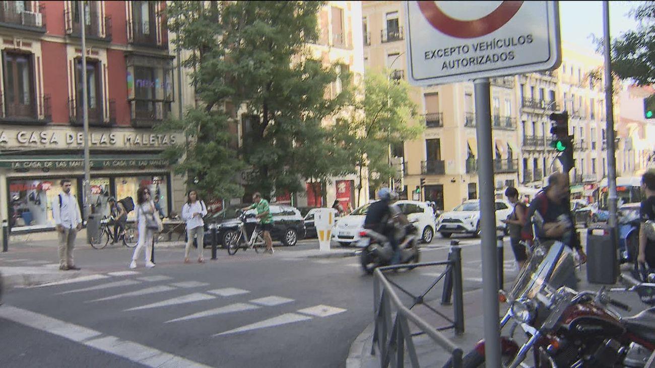 Avalancha de reclamaciones tras anularse las multas impuestas en Madrid Central