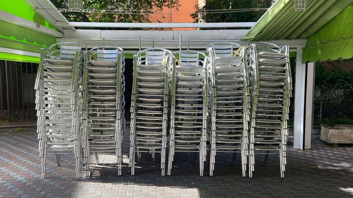 Alcorcón prorroga hasta el 31 de diciembre de 2023 la normativa especial de terrazas y veladores