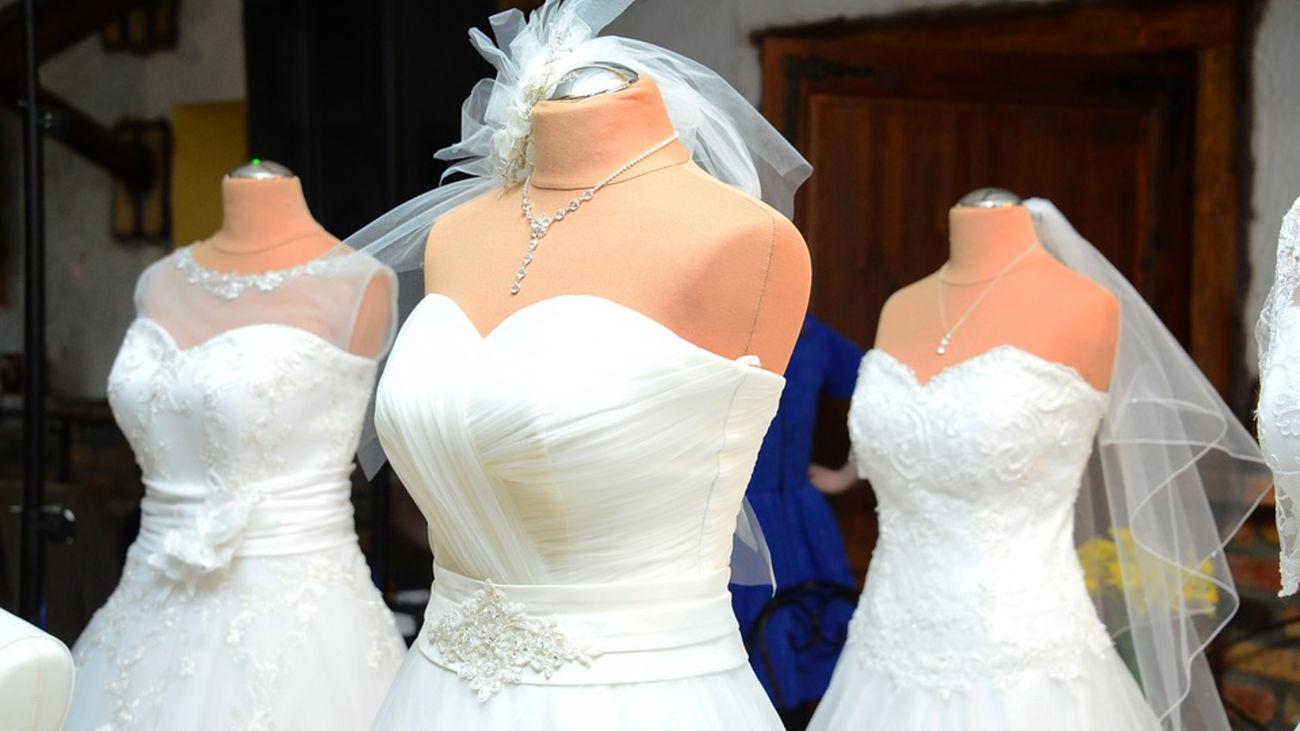 Los vestidos de novia de segunda mano, una tendencia que arrasa