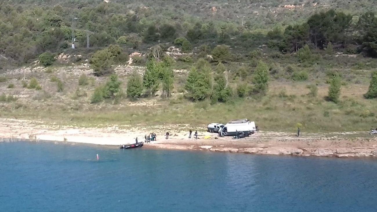 Las dos personas halladas muertas en el embalse de Entrepeñas vivían en Móstoles