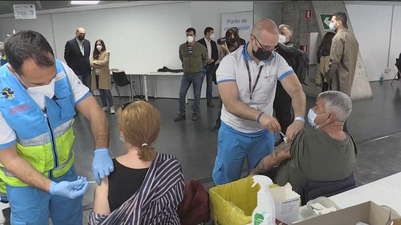 Madrid registra 910 nuevos contagios y defunciones en 24 horas