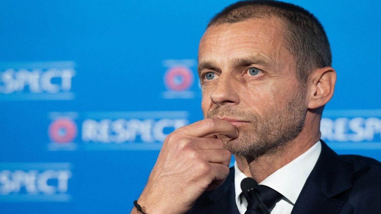UEFA abre expediente sancionador a Real Madrid, Barcelona y Juventus