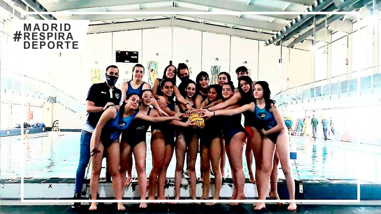 Concepción Ciudad Lineal logra la permanencia en División de Honor de waterpolo