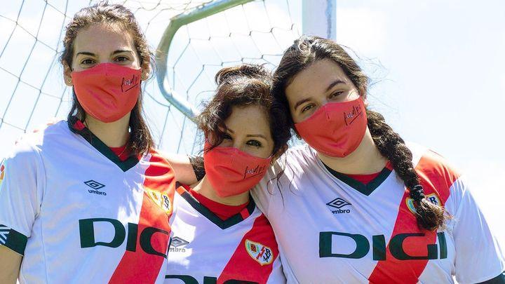 Doaa Abdelrazek nos cuenta el proyecto del Rayo Vallecano femenino para futbolistas con discapacidad