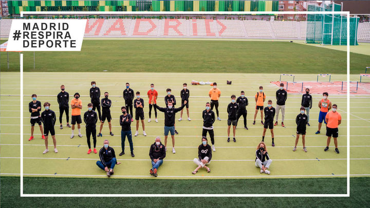 GO FIT Athletics, campeón de España de Clubes Sub'20