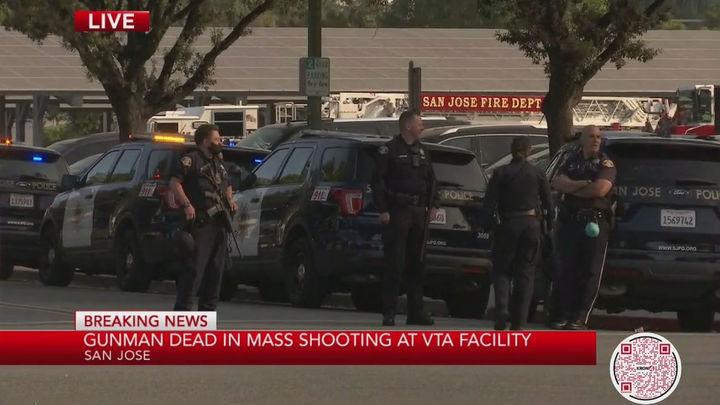 Varios muertos y heridos en un tiroteo en la ciudad californiana de San José