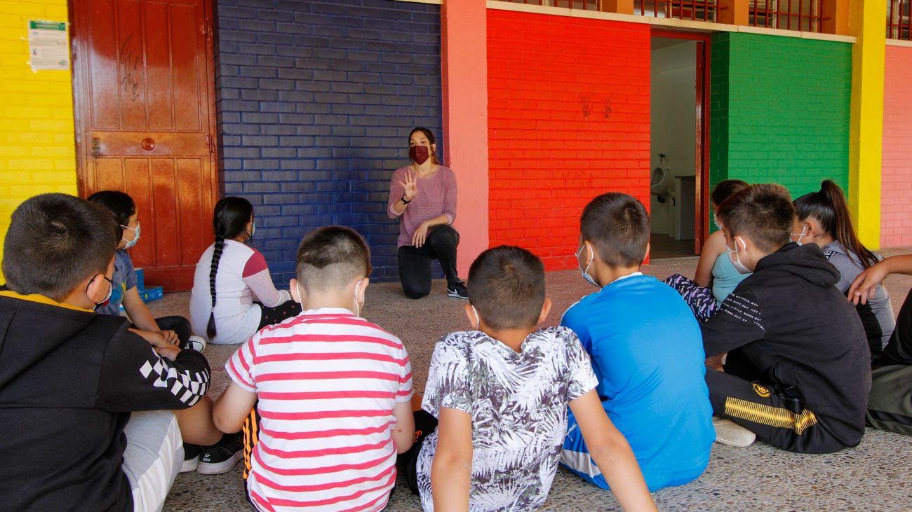 Abierto el plazo de preinscripción para los campamentos de verano en centros escolares de Arganda