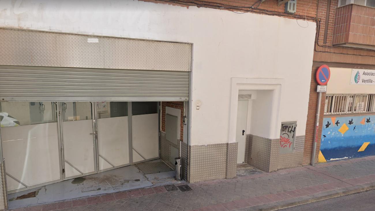 Centro de acogida de mujeres 'Geranios'
