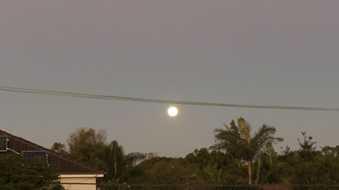 La superluna roja, este miércoles 26 de mayo desde Australia