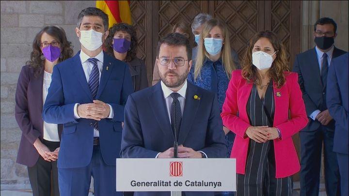 """Aragonés dice que el Supremo sigue en la línea """"represiva"""" contra el independentismo"""