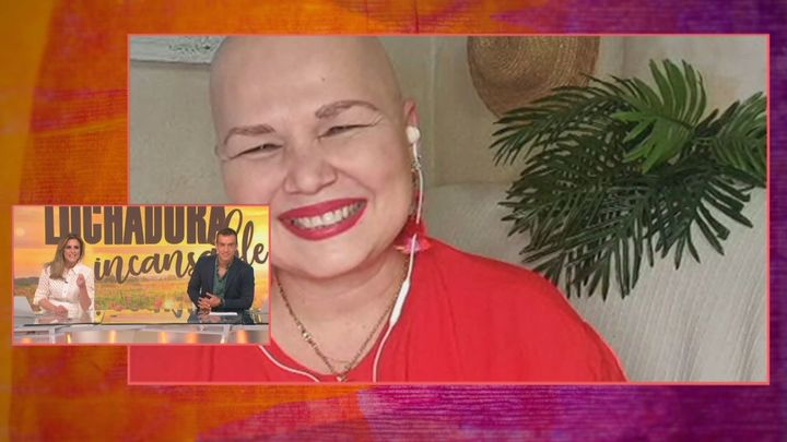 Hilda, luchadora incansable contra su cáncer de mama, recibe una sorpresa