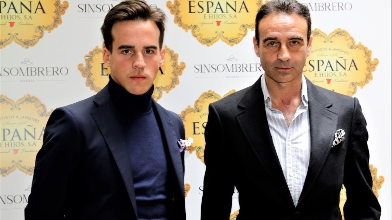Mano a mano desde Navalcarnero: Telemadrid estará en la reaparición de Gonzalo Caballero junto a Enrique Ponce