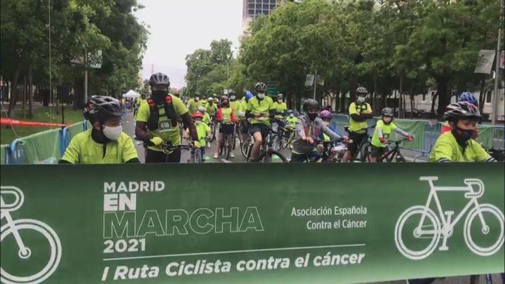Ciclismo en Madrid, rugby en Alcobendas y squash en Tres Cantos