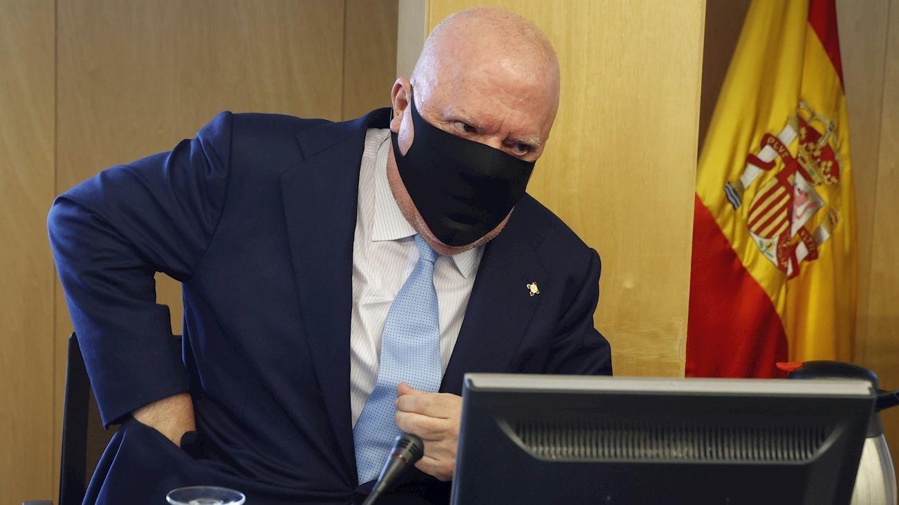 Villarejo afirma que tuvo contacto directo con Rajoy sobre operación Kitchen